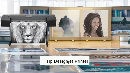 Hp designjet printer in Trivandrum